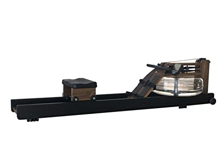 Water Rower Heritage Rowing Machine with S4 Performance Monitor