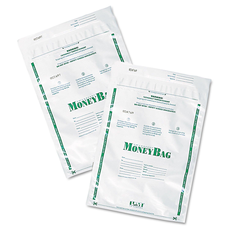 pmc58020 - PM plástico Biodegradable bolsas de dinero: Amazon.es ...