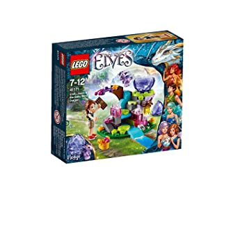 LEGO Elves 41171: Emily Jones & the Baby Wind Dragon: Amazon.co.uk ...
