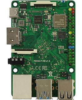 PINE64 NAS Gehäuse für RockPro64 mit: Amazon de: Computer