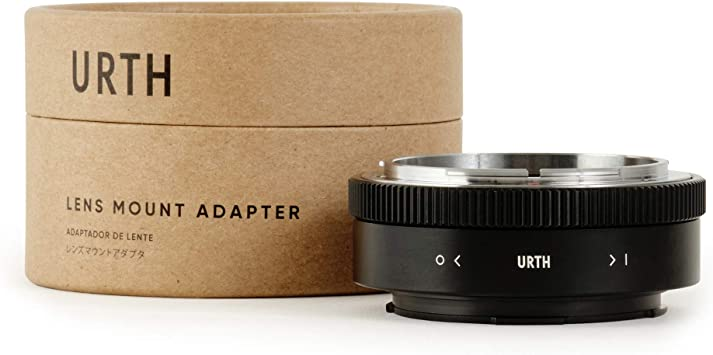 Urth x Gobe Lens Mount Adapter Compatible with M39 Lens to Fujifilm X Camera Body