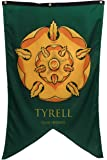 Game of Thrones Tyrell Family Banner