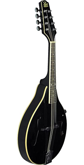 Amazon.com: Rogue RM-100A A-Style Mandolin Black: Musical Instruments