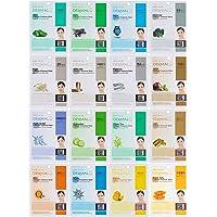 DERMAL 16 Combo Pack Collagen Essence gezichtsmaskerblad - De ultieme collectie voor elke huidconditie Dagelijkse…