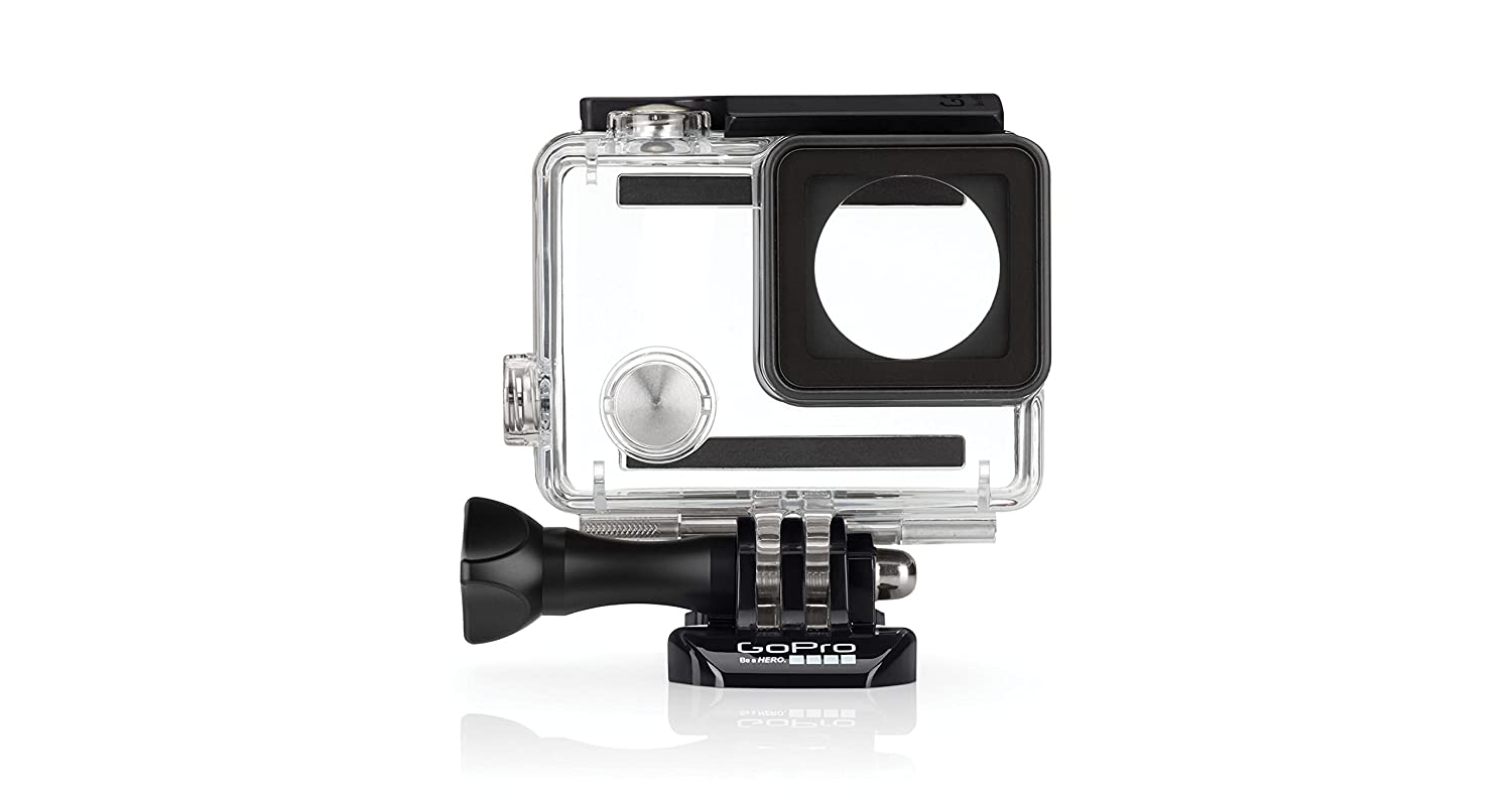 GoPro Standard Housing (HERO4, HERO3) (GoPro Official Mount)