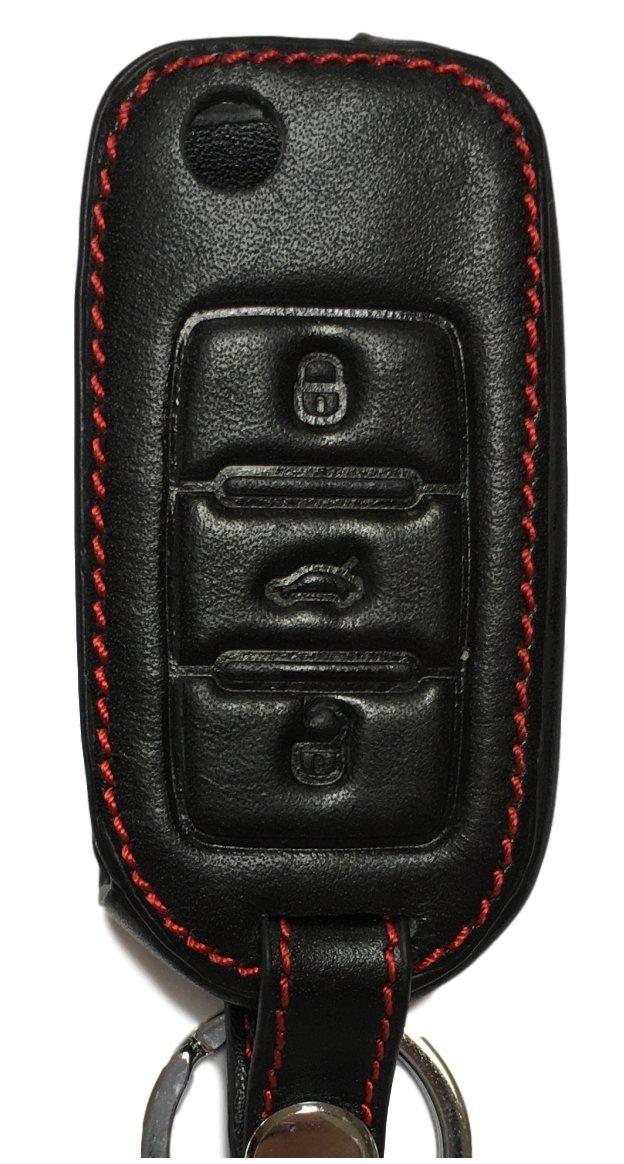 Bolsa de llaves - Piel Auténtica para Seat Altea & Altea XL ...