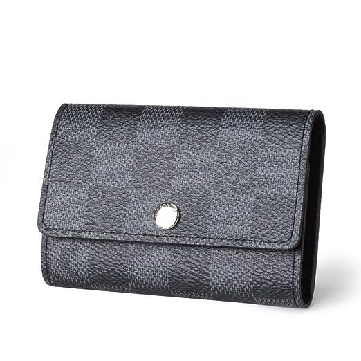 Amazon.co.jp: ルイヴィトン キーケース N62662 ダミエ・グラフィット ミュルティクレ6[並行輸入品] 服&ファッション小物