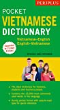 Periplus Pocket Vietnamese Dictionary: Vietnamese-English English-Vietnamese (Revised and Expanded Edition)