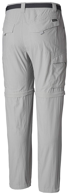 Columbia Mens Silver Ridge Convertible Pant Breathable UPF