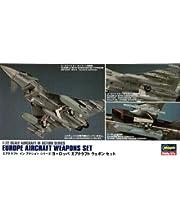 Hasegawa 1:72 US Aircraft Weapon Loading Set Plastic Detail #35005 #X72-5