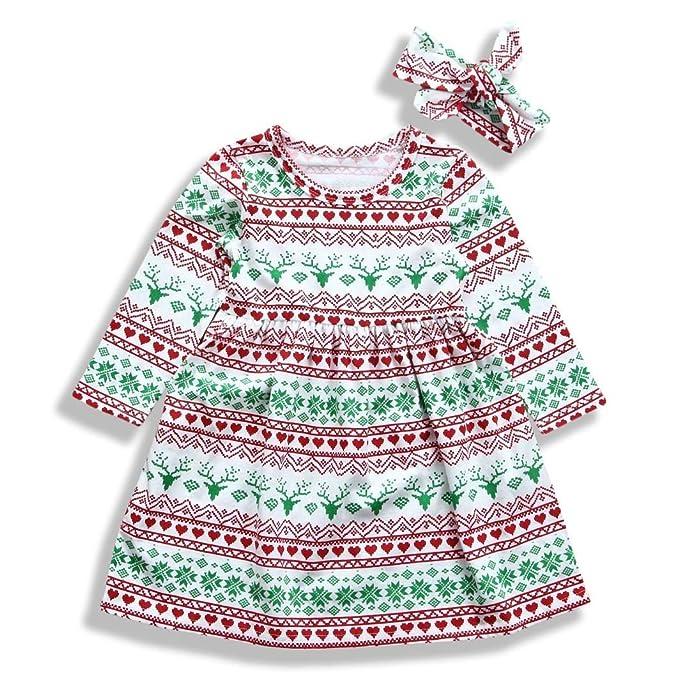 Toddler Baby Girls Christmas Clothes Kids Baby Girls Satan Tree Dress Little  Girl Tutu Skirt + - Amazon.com: Toddler Baby Girls Christmas Clothes Kids Baby Girls