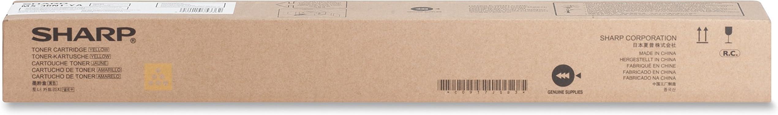 New Toner for Sharp MX-2610FN MX-2615N MX-2640N MX-3110N  Cyan Toner MX-36NT-CA