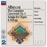 Albinoni: The Complete Concertos op9, Adagio for Organ & Strings
