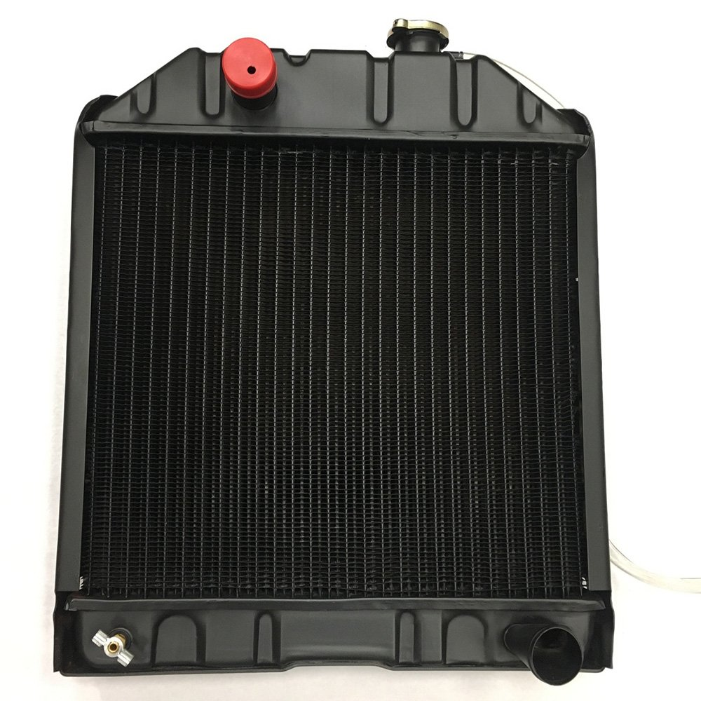 C7NN8005H One New Radiator Made to Fit Ford Tractor Models 2000 3000 4000 4100 4000SU 2600 3600 + by Stevens Lake