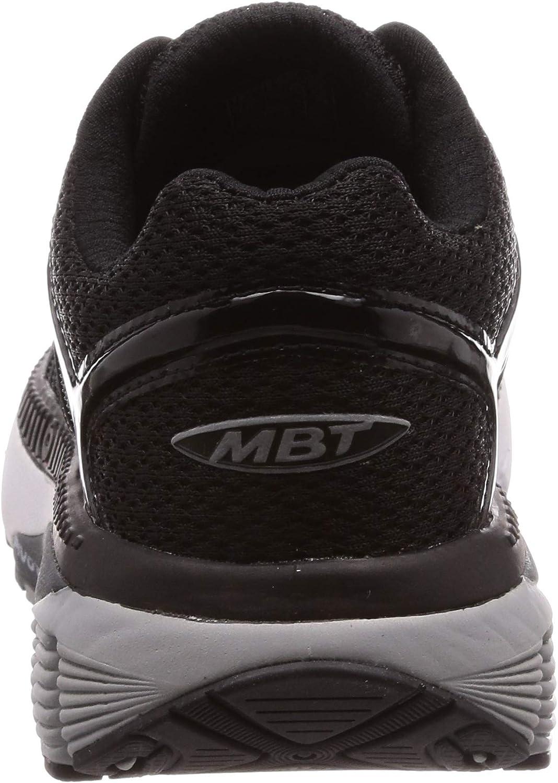 MBT GTR W, Scarpe da Ginnastica Basse Donna Nero Black 03y
