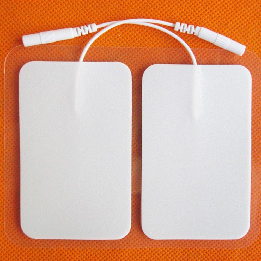 Ben Belle Premium Grandes x cm De Espuma Blanca TENS Electrodos con