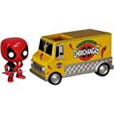 POP! Rides - Marvel: Deadpool's Chimichanga Truck