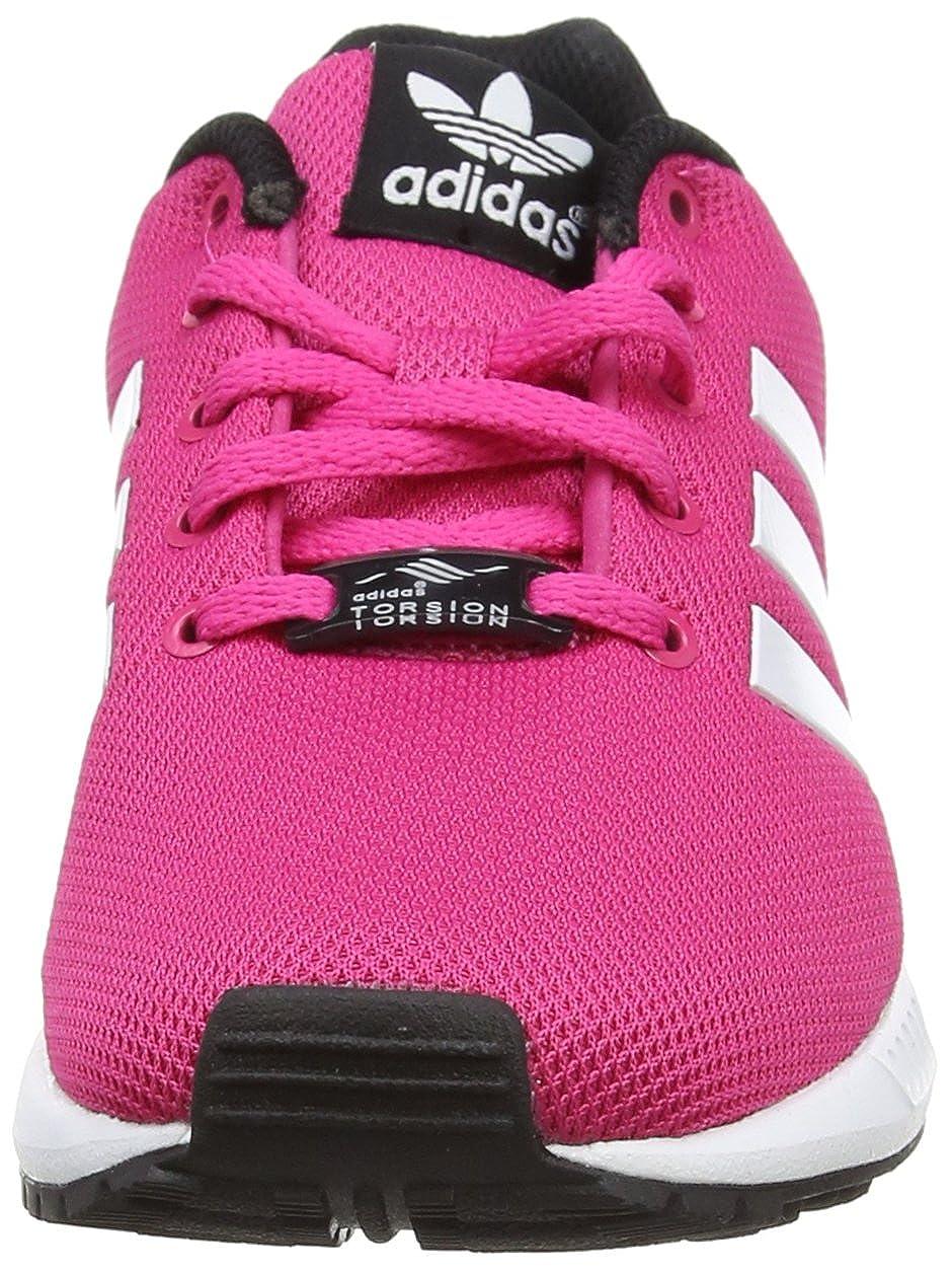 san francisco 3603e d9613 adidas Originals ZX Flux Baskets Basses Mixte Enfant Amazon.fr Chaussures  et Sacs