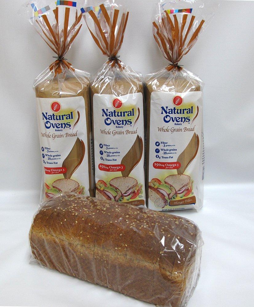 Natural Ovens Bakery Hunger Filler Bread (Pack of 4)
