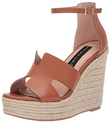 8c9817cabc5 Amazon.com | STEVEN by Steve Madden Women's Sirena Espadrille Wedge ...