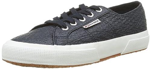 Superga S00A260 Sneaker Donna Blu Blu Blue Navy 070 42 EU Scarpe