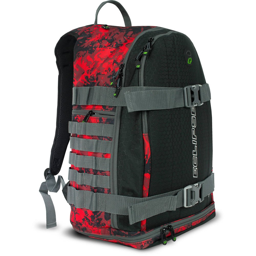 Planet Eclipse GX Paintball Gravel backpack Bag (Fire) by Planet Eclipse