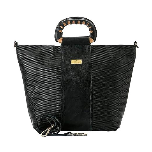 Velez Womens Beautiful Genuine Colombian Leather Handbags Reusable Tote Shop Bags | Carteras y Bolsos de