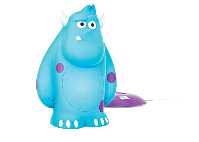 philips disney sully monster&co luce notturna bambini led: amazon ... - Lampade Bambini Philips