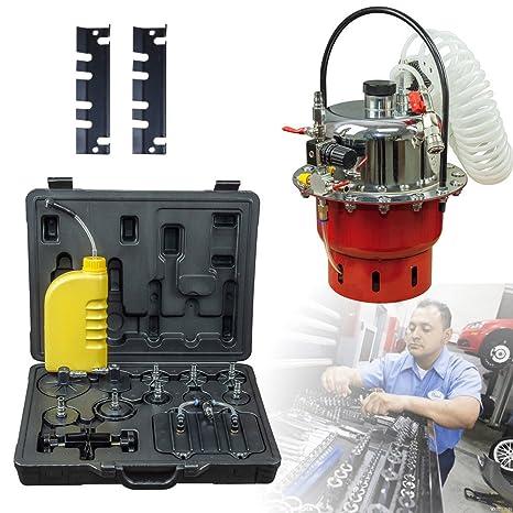 SHIOUCY - Kit de Herramientas para purgar la presión del Aire para el Freno neumático del