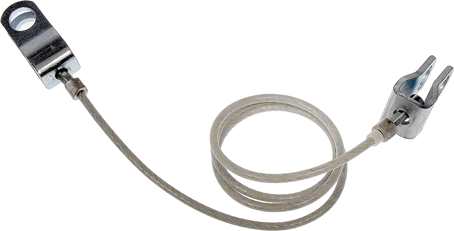 Dorman 912-5001 Hood Control Cable Assembly for Select Chevrolet//GMC Models