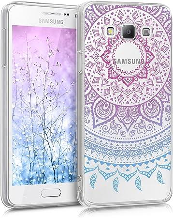 Kwmobile Hülle Kompatibel Mit Samsung Galaxy A3 Computer Zubehör