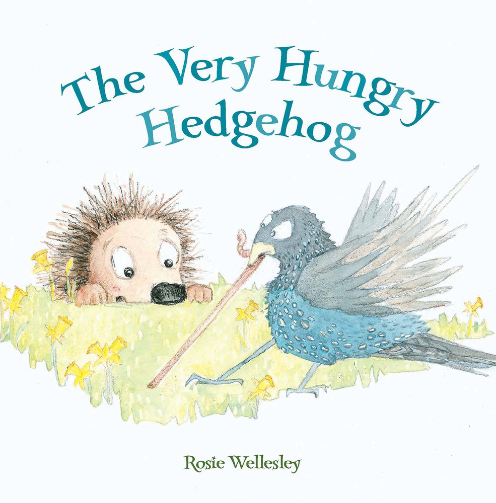 Download The Very Hungry Hedgehog pdf