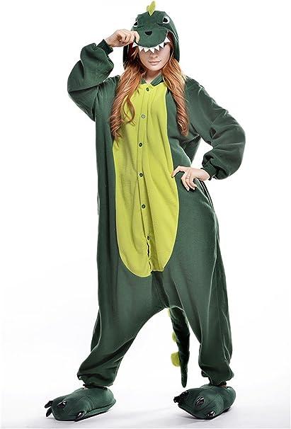 Vu Roul Anime casa ropa adultos Cosplay disfraz de dinosaurio ...