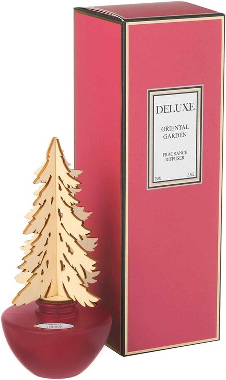 Heaven Sends - Difusor de aroma oriental para jardín, color rojo, Burgundy/Gold, 9.1x9.1x27cm: Amazon.es: Hogar