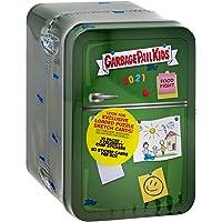 $33 » 2021 Topps Garbage Pail Kids Series 1 'Food Fight!' Collectible GREEN Tin (10 pks/tin)