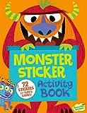 Monster Sticker Activity Book