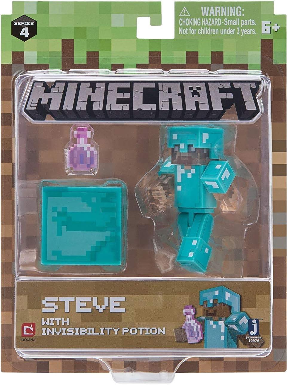 Minecraft MIN19976 Toy, Multicolour: Amazon.es: Juguetes y juegos