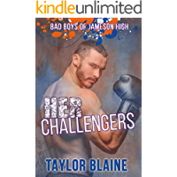 Her Challengers: A high school bully romance (Bad Boys of Jameson High Book 1)