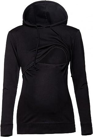 GoFuture\u00ae 3in1 hoodie Maternity Nursing hoodie Breastfeeding hoodie Normal leisure use EVIA warm soft cosy highest quality GoFutureWithLove