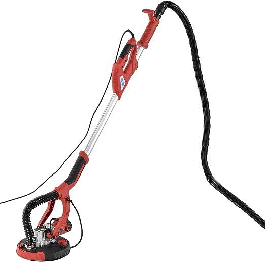 pro.tec] Lijadora Jirafa de Pared eléctrica - Brazo telescópico y Aspirador en seco - 750W / 230V: Amazon.es: Hogar