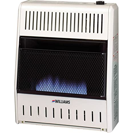 Amazon.com: Williams 1056541.9 10.000 BTU/h, llama azul ...