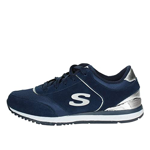 e60e749c52a5 Skechers Originals Sunlite - Revival Navy Ladies Trainer  Amazon.co ...