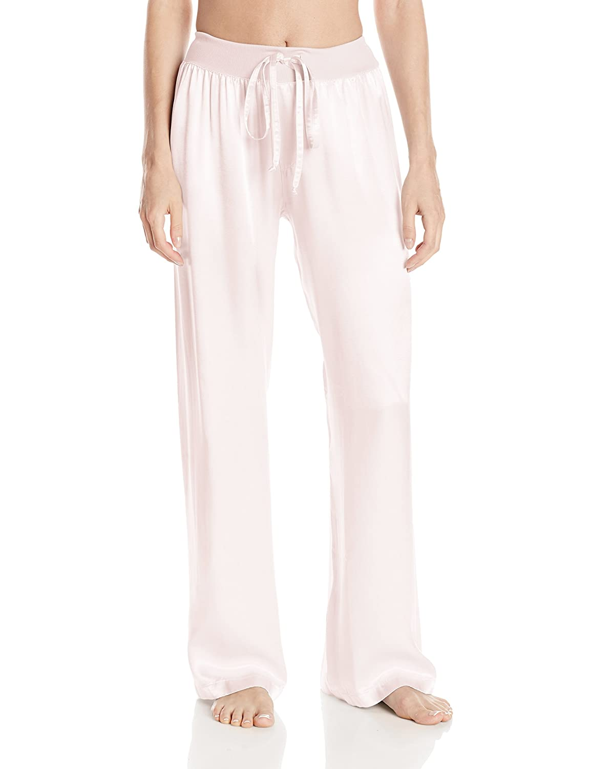 bluesh PJ Harlow Women's Jolie Satin Pant with Draw String