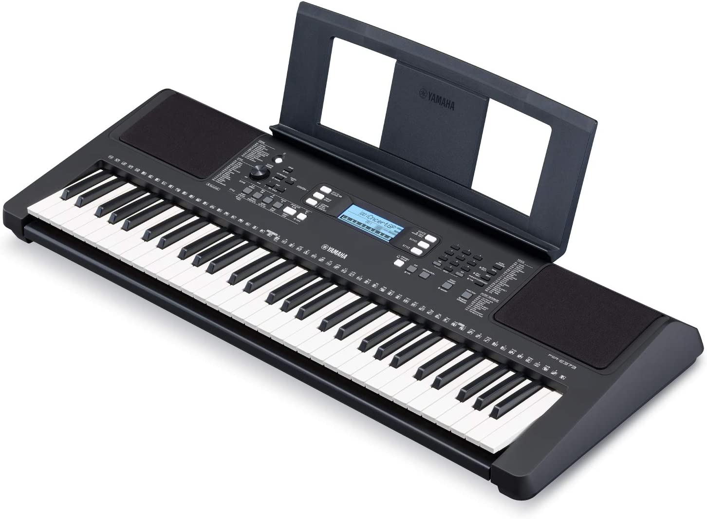 Yamaha Digital Pianos - Home (PSRE373): Amazon.es ...