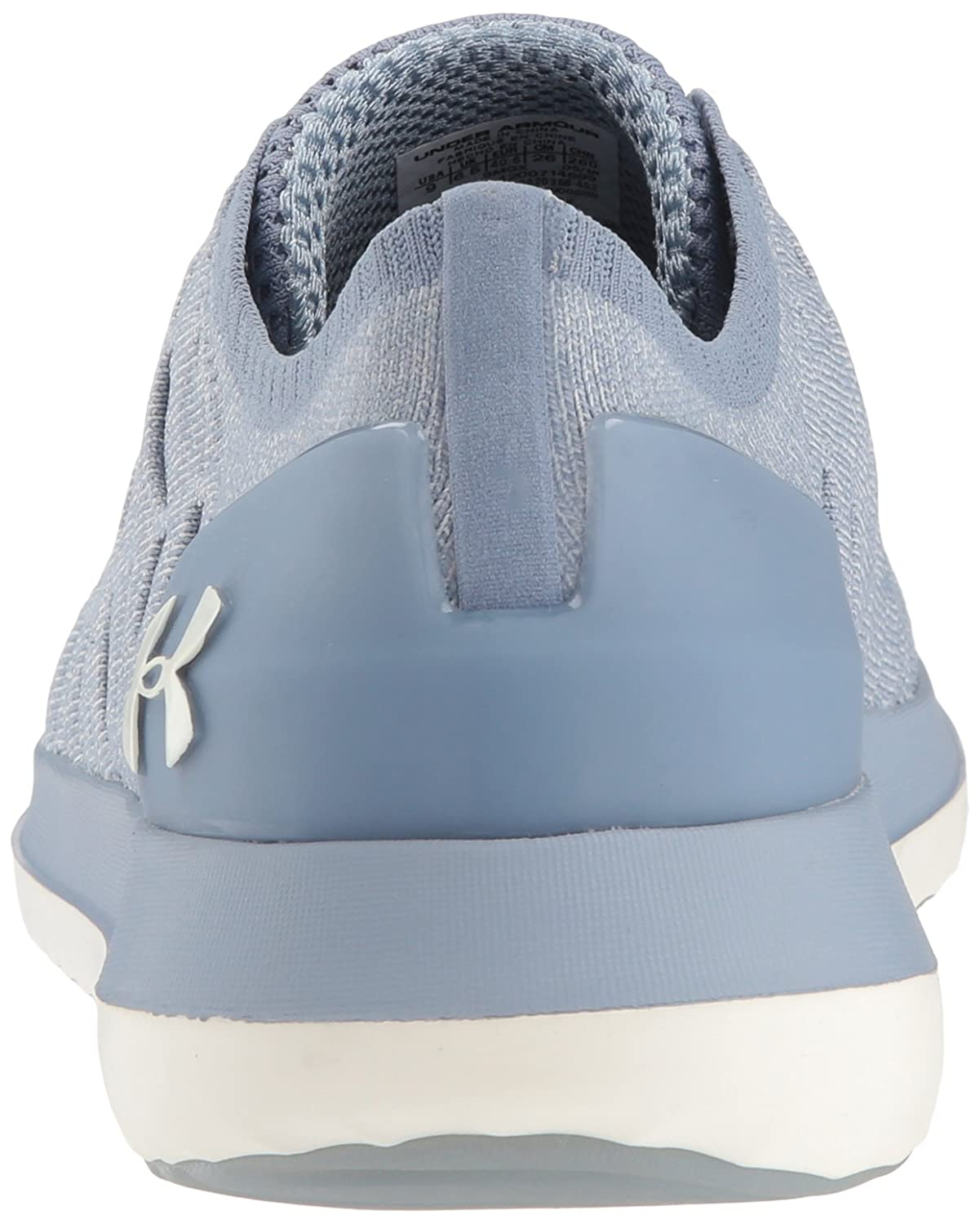 Under Armour Women's Slingride 2 Sneaker B076S9W1TW 10 M US|Washed Blue (402)/Washed Blue