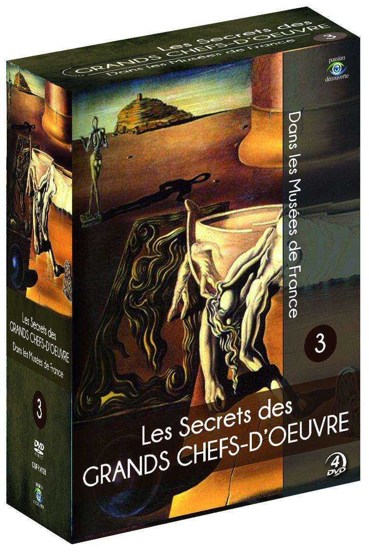 Les Secrets des grands Chefs-d'oeuvre dans les Musées de France - Coffret 3 [Italia] [DVD]