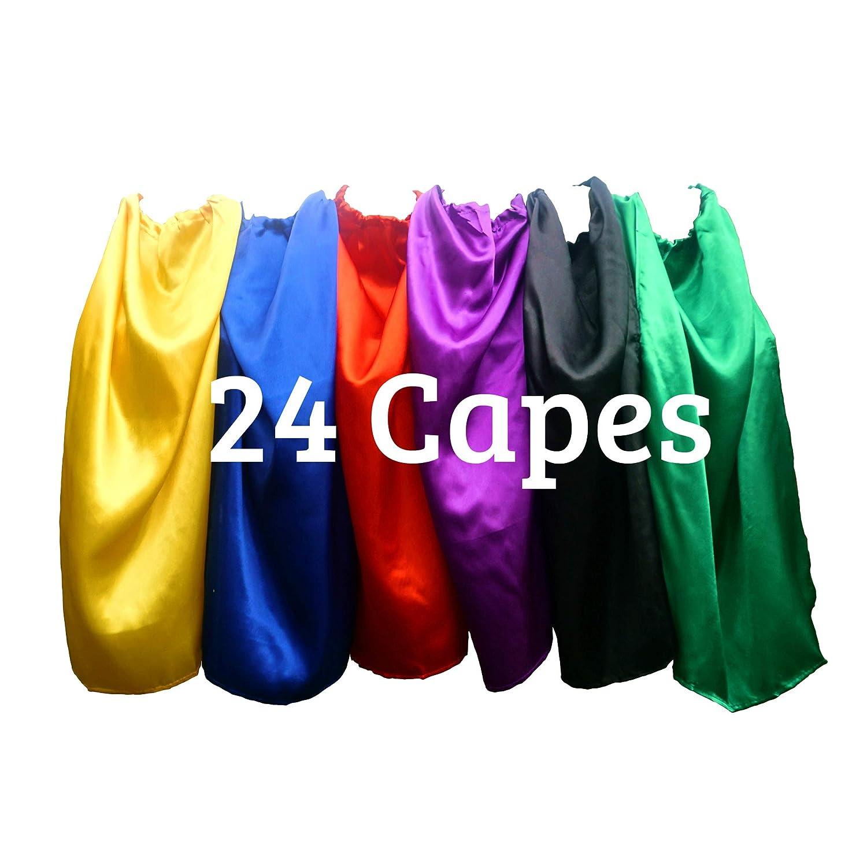 雨フリー24スーパーヒーローケープ   B07BSPVN4T