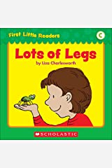 First Little Readers: Lots Of Legs (Level C) Kindle Edition