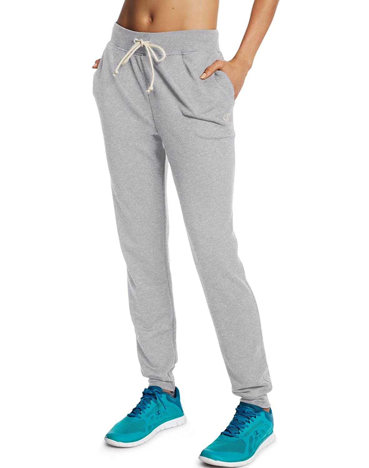 c0dda7749 Champion Women s French Terry Jogger Pants at Amazon Women s Clothing store