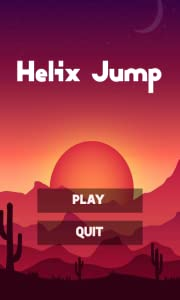 Helix Jump from GameSoft
